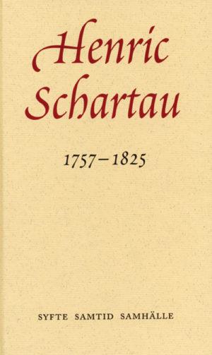 Henric Schartau 1757–1825