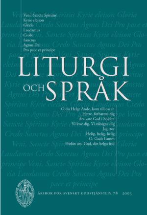 Liturgi och språk