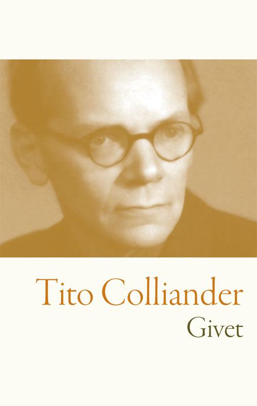 Givet - Colliander' Tito - Artos & Norma Bokförlag