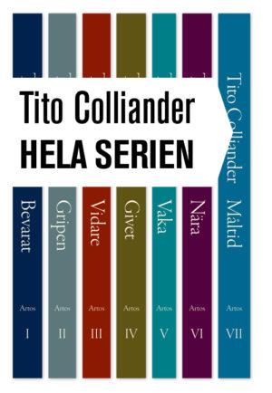 Tito Colliander – Hela serien - Colliander' Tito - Artos & Norma Bokförlag