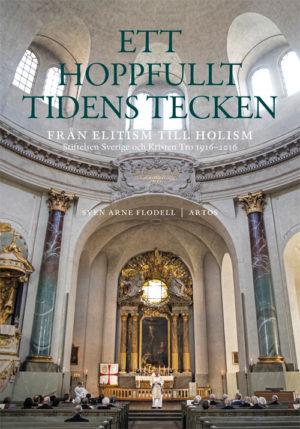 Ett hoppfullt tidens tecken - Från elitism till holism - Flodell' Sven Arne (red.) - Artos & Norma Bokförlag