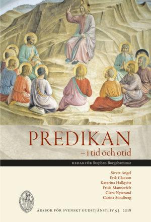 Predikan – i tid och otid - Borgehammar' Stephan (red.) - Artos & Norma Bokförlag